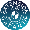 One year waranty extension for I3 Metal Motion